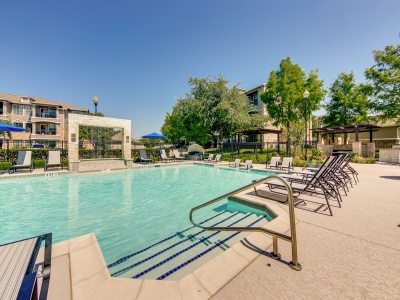 Toscana at Valley Ridge Pool